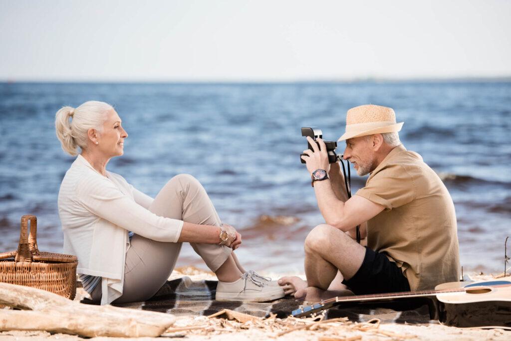 Dating site for seniors
